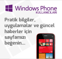 Windows Phone Kullan�c�lar� Facebook Sayfas�